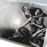 airbrush on laptop 8 150x150 - Airbrush Laptop Cover