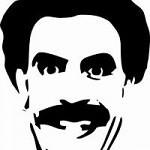 borat 150x150 - Free Stencils Update