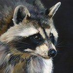 catfood bandit 150x150 - J.W. Baker - Fantasy and Wildlife Art