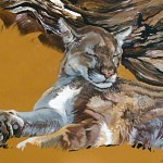 catnap 150x150 - J.W. Baker - Fantasy and Wildlife Art