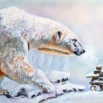 crossroads 150x150 - J.W. Baker - Fantasy and Wildlife Art
