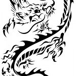 dragon2 150x150 - Free Stencils Update