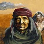eye in the sky 150x150 - J.W. Baker - Fantasy and Wildlife Art