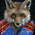 fox medicine 150x150 - J.W. Baker - Fantasy and Wildlife Art