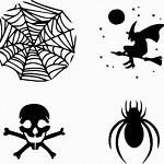 halloween motive 150x150 - Free Stencils Update