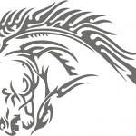 horse 150x150 - Free Stencils Update