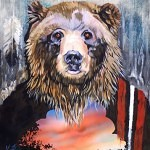 medicine bear ii 150x150 - J.W. Baker - Fantasy and Wildlife Art