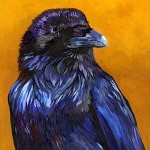 raven 150x150 - J.W. Baker - Fantasy and Wildlife Art