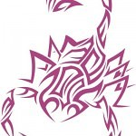 scorpio 150x150 - Free Stencils Update