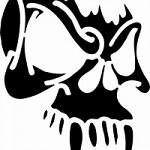 skull2 150x150 - Free Stencils Update
