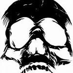 skull3 150x150 - Free Stencils Update