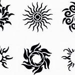 theSun 150x150 - Free Stencils Update