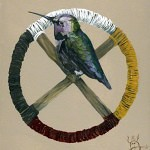 the medicine wheel 150x150 - J.W. Baker - Fantasy and Wildlife Art