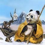 thetaobear 150x150 - J.W. Baker - Fantasy and Wildlife Art
