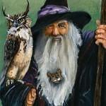 three friends 150x150 - J.W. Baker - Fantasy and Wildlife Art