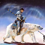 unbearable knight 150x150 - J.W. Baker - Fantasy and Wildlife Art