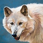 whitewolf 150x150 - J.W. Baker - Fantasy and Wildlife Art