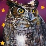 who knew 150x150 - J.W. Baker - Fantasy and Wildlife Art