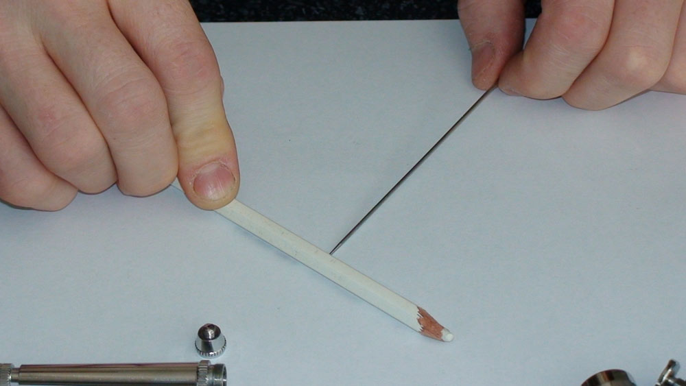 Bent Airbrush Needle 7 - 5 Ways to Fix Bent Airbrush Needle