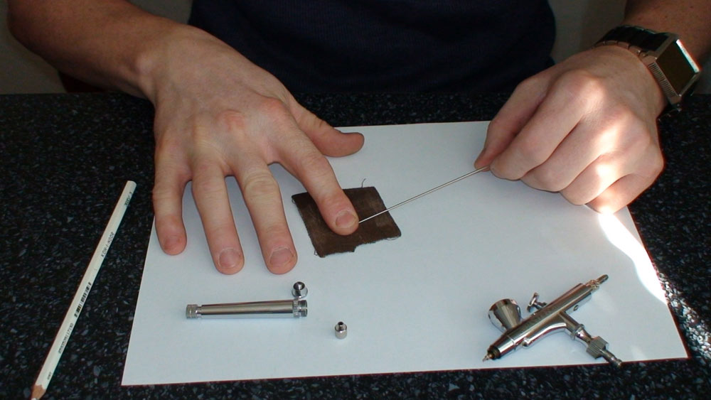 Bent Airbrush Needle 8 - 5 Ways to Fix Bent Airbrush Needle