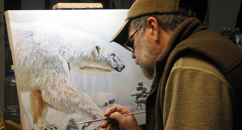 J.W. Baker – Fantasy and Wildlife Art