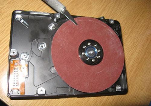 hard drive polishing - 5 Ways to Fix Bent Airbrush Needle