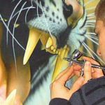 how to airbrush1 150x150 - Hyperrealistic art from Marcello Barenghi