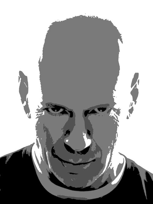 BruceWillis preview - Multilayer Stencils