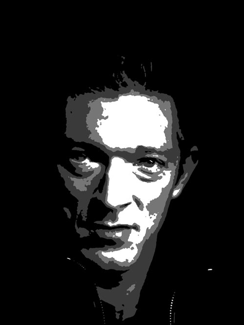 VincentCassel preview - Multilayer Stencils