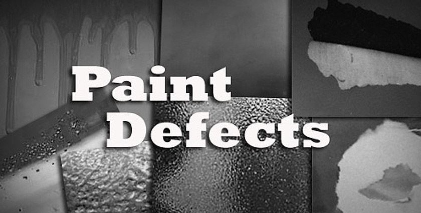 paint defects1 - Paint Defects - Why and How to Deal With it?