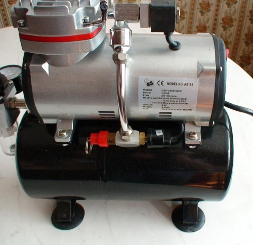 as189 7 500x484 - Airbrush Compressor Review (AS189)