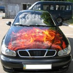 airbrush car 2 150x150 - Airbrush Shockwave from Eastern Europe