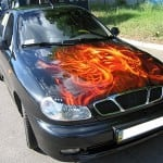airbrush car 6 150x150 - Airbrush Shockwave from Eastern Europe