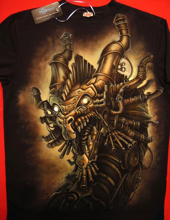 airbrush shirts 35 660x854 - Airbrush Shockwave from Eastern Europe
