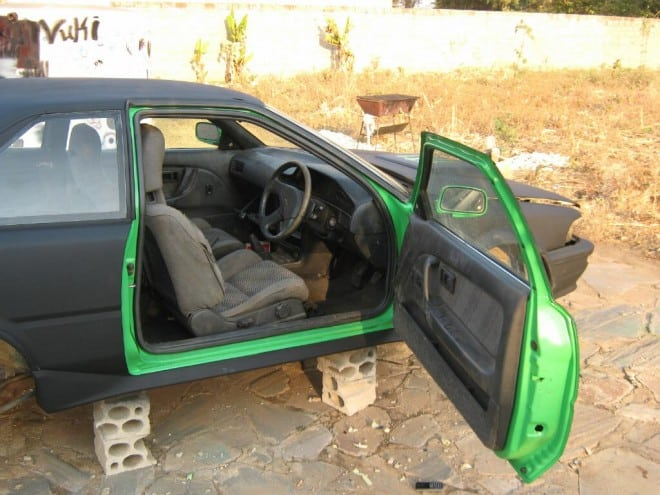 Monster Energy Theme Car 26 660x495 - Monster Energy Car from Zambia