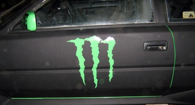 Monster Energy Theme Car 31 660x355 - Monster Energy Car from Zambia