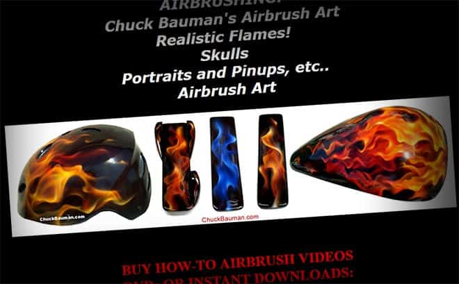bauman - Airbrush Recommendation
