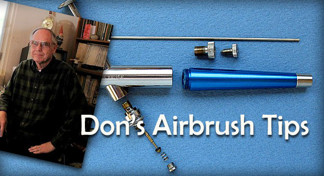 dons airbrush tips - Airbrush Recommendation