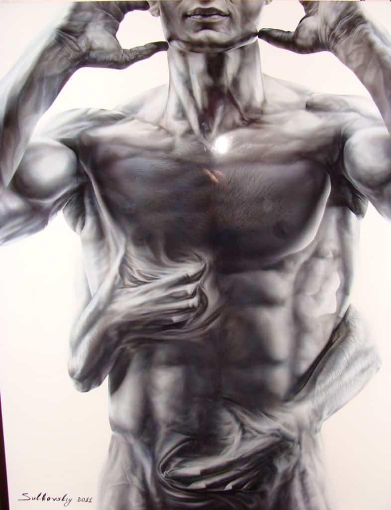 airbrush art alexej sulkovskij 4 - Airbrush Art from Alexey Sulkovskiy