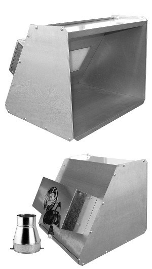 spray booth 300x530 - More Tools for Airbrush