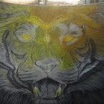 Airbrush Tiger Car Hood 15 150x150 - Airbrush a Tiger on The Car Hood Without Any Stencil