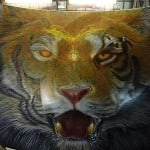 Airbrush Tiger Car Hood 20 150x150 - Airbrush a Tiger on The Car Hood Without Any Stencil