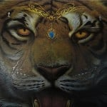 Airbrush Tiger Car Hood 27 150x150 - Airbrush a Tiger on The Car Hood Without Any Stencil